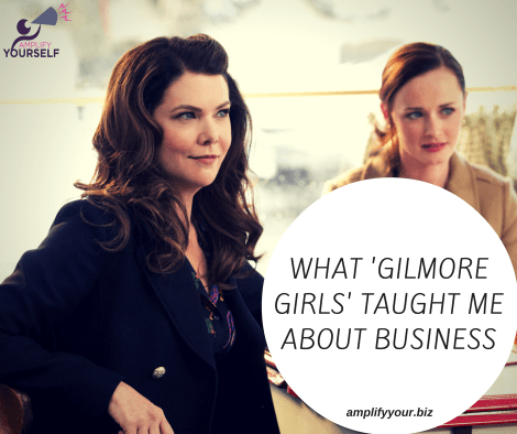 'gilmore girls business'