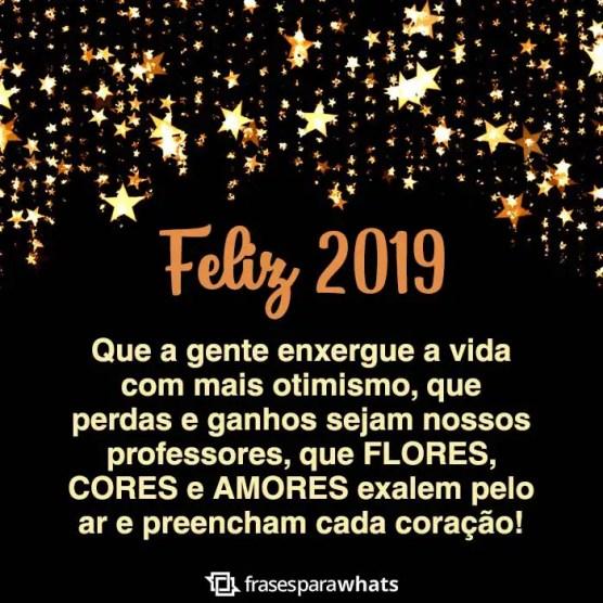 Feliz 2019 Frases