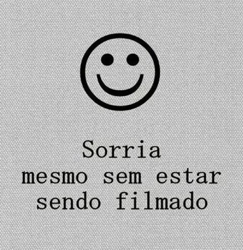 Sorria sempre