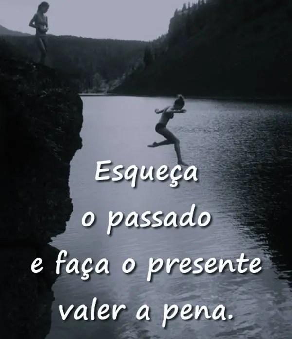 Esqueça o passado