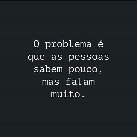 O problema das pessoas