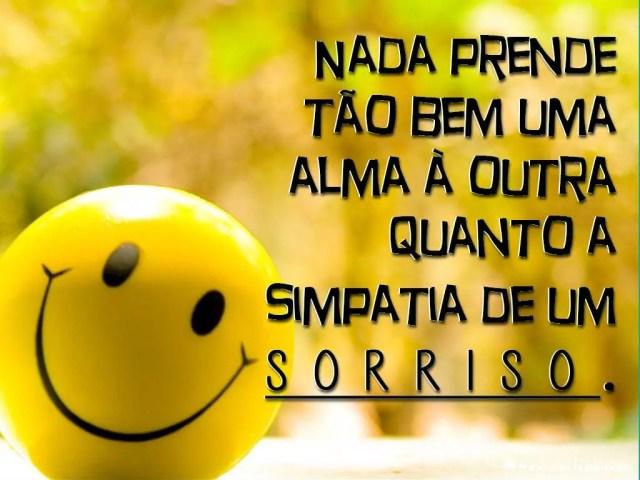 Sorrisos para a felicidade