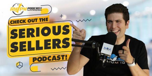 Podcast pour les vendeurs Amazon sérieux