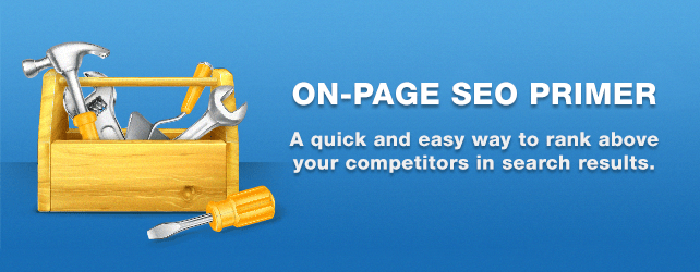 On-Page SEO Primer