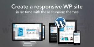 wordpress responsive website development