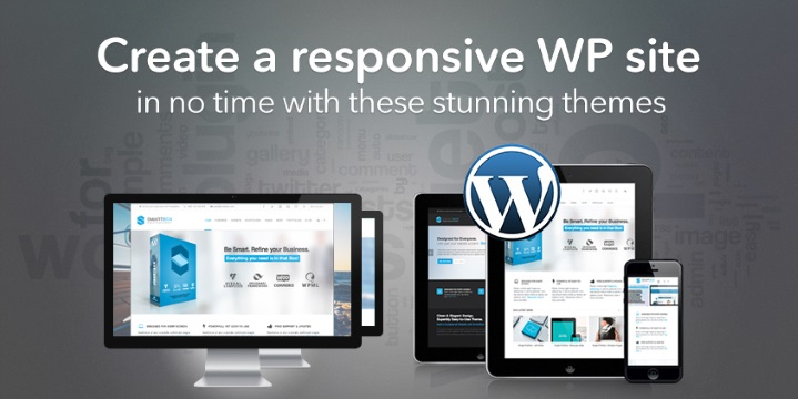 wordpress responsive website development