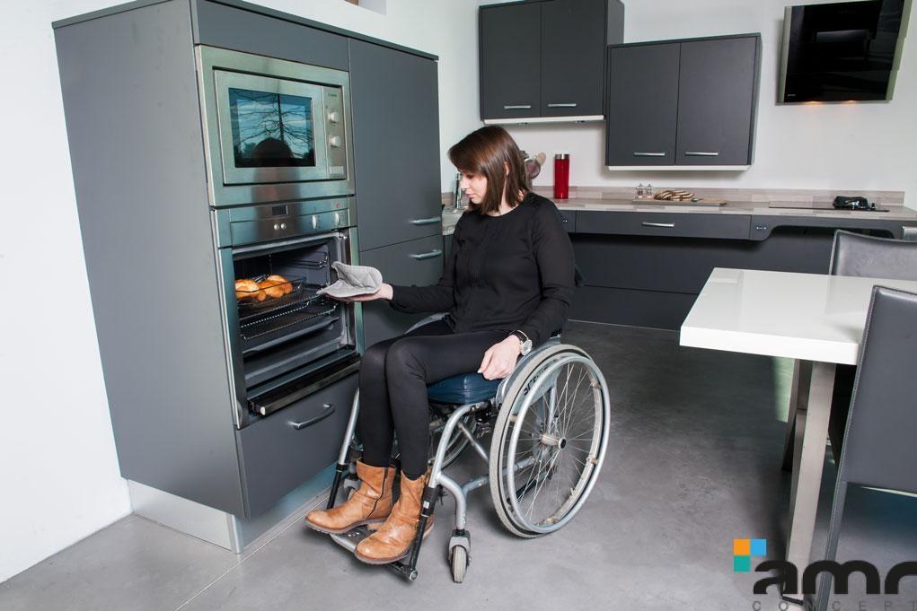 Electromnager Adapt Aux Personnes Handicapes Pmr Et