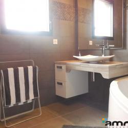 salle de bains pour personne a