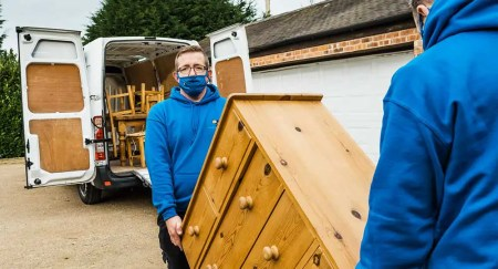 Moving House and Removals