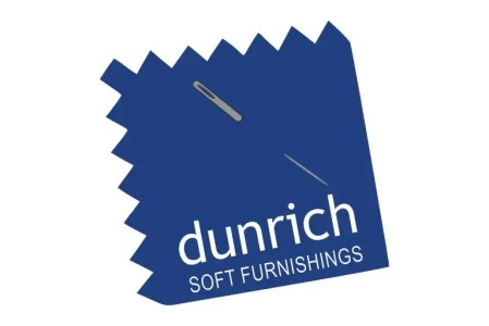 dunrich soft furnishings logo