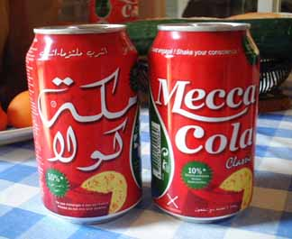 Mecca cola