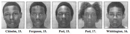 Black Teenage Criminals