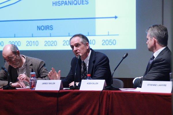 Speaking in Paris