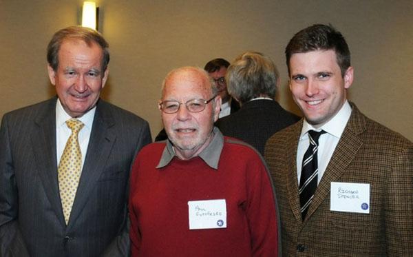 Pat Buchanan, Paul Gottfried, and Richard Spencer