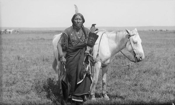 Comanche Warrior