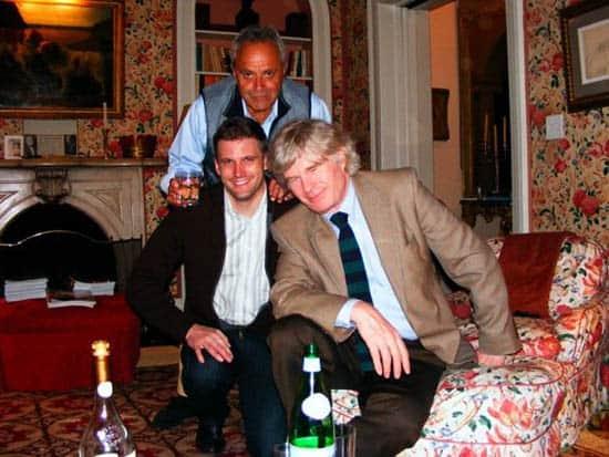 Taki Theodoracopulos, Richard Spencer, Peter Brimelow. Three fine minds no longer at TAC.