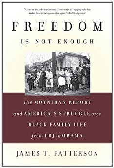 Freedom in Not Enough the Moynihan Report and America's Struggle over Black Family Life from LBJ to Obama by James T. Patterson