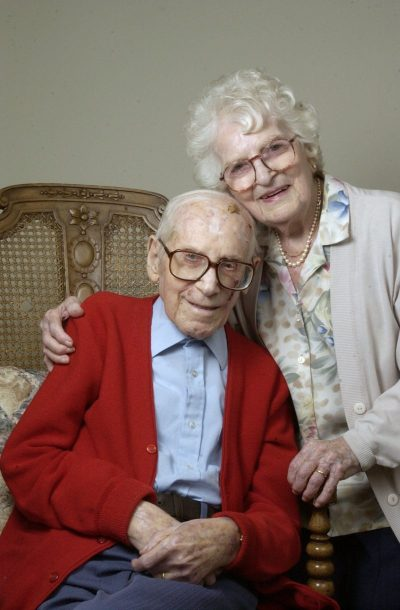 Oldest Living Couple