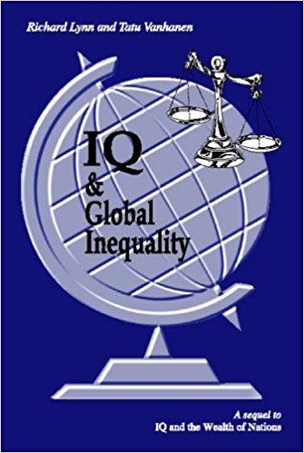 Richard Lynn and Tatu Vanhanen, IQ and Global Inequality