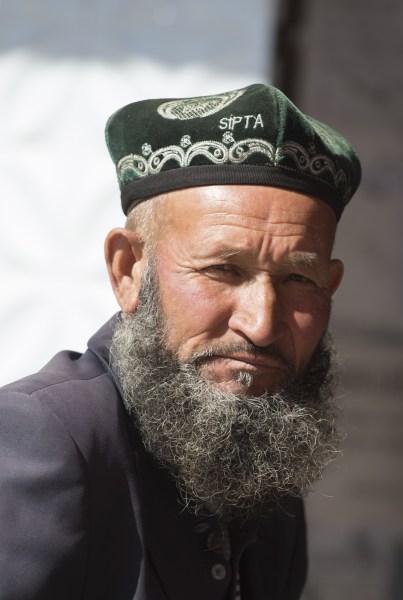 Uighur Man