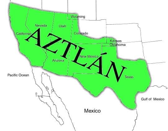 Aztlan Map