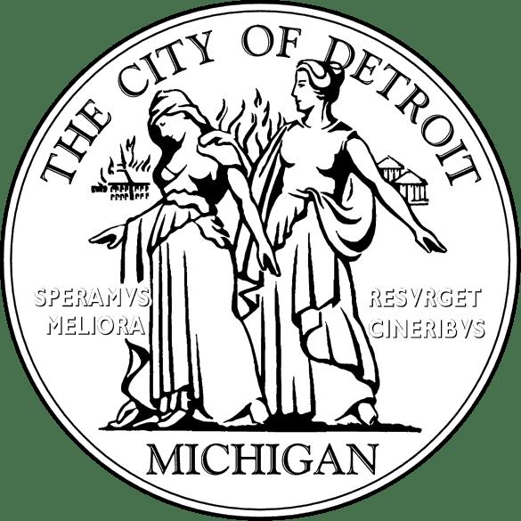 Detroit City Seal