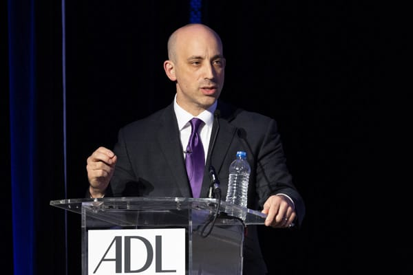 Jonathan Greenblatt, ADL CEO and national director. (Credit Image: © Michael Brochstein/ZUMA Wire)
