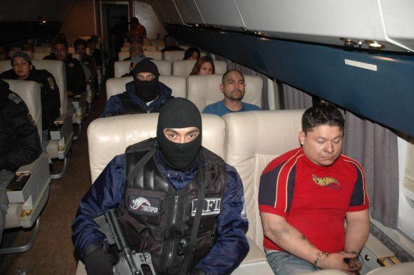 'Las Zetas' Members Arrested in Mexico