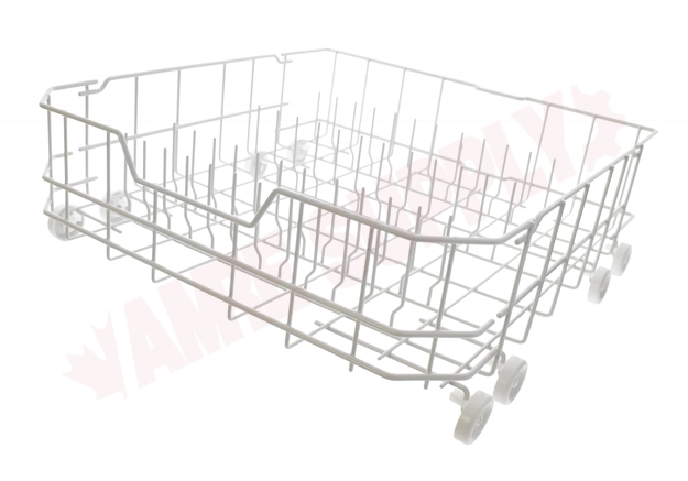 ge dishwasher lower dishrack assembly