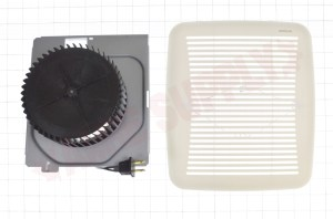 EC60KIT : Broan Nutone & Aira Economy Fan Upgrade Kit, 30 Sones 60CFM | Amre Supply