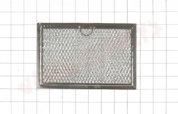 ge microwave range hood aluminum grease