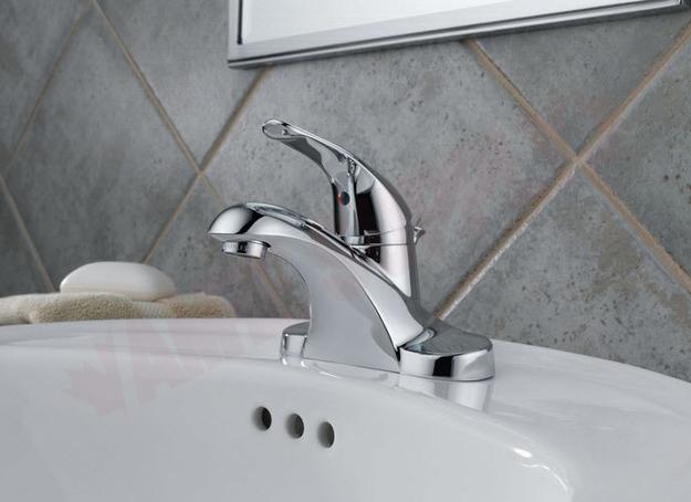 delta peerless single lever bathroom