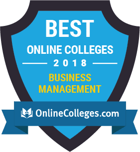 Business-Management Award Graphic