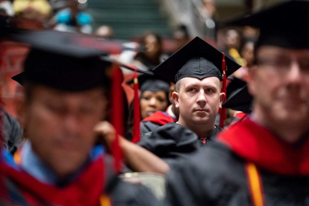 Amridge University Graduation