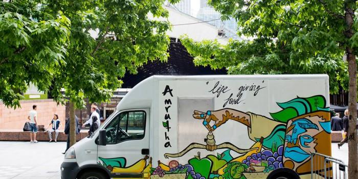 amrutha food truck 3