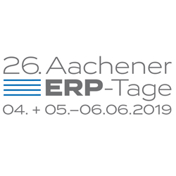 05./06.2019 <br>Aachener ERP-Tage