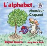 L'alphabet de Monsieur Crapaud