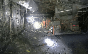 continuous miner in incident