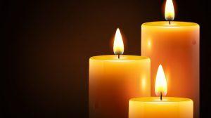 Yellow candles - underground equipment fire