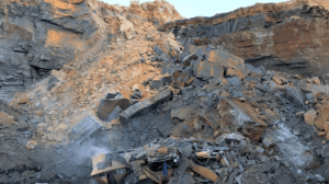 highwall collapse loader operator fatality