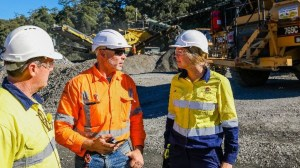 A blitz on safety will occur in the mining sector next week