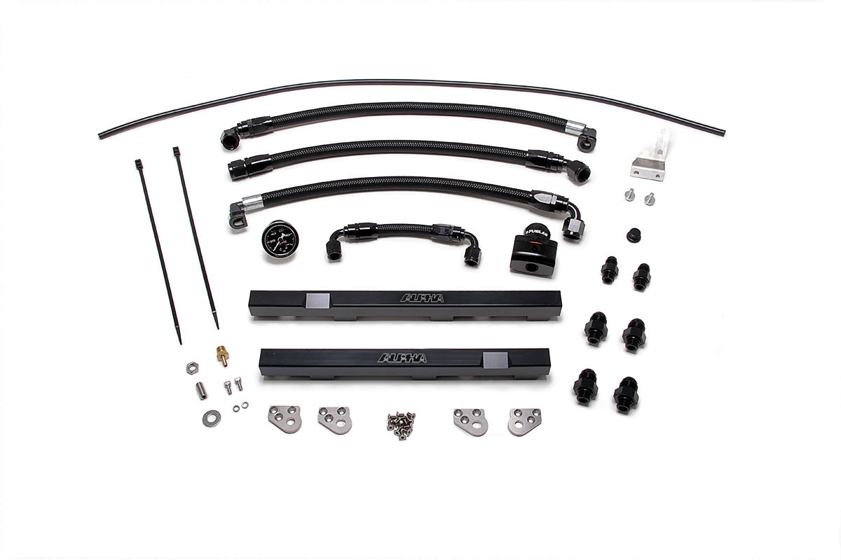 Alpha R35 Gt R Fuel Rail Upgrade Package