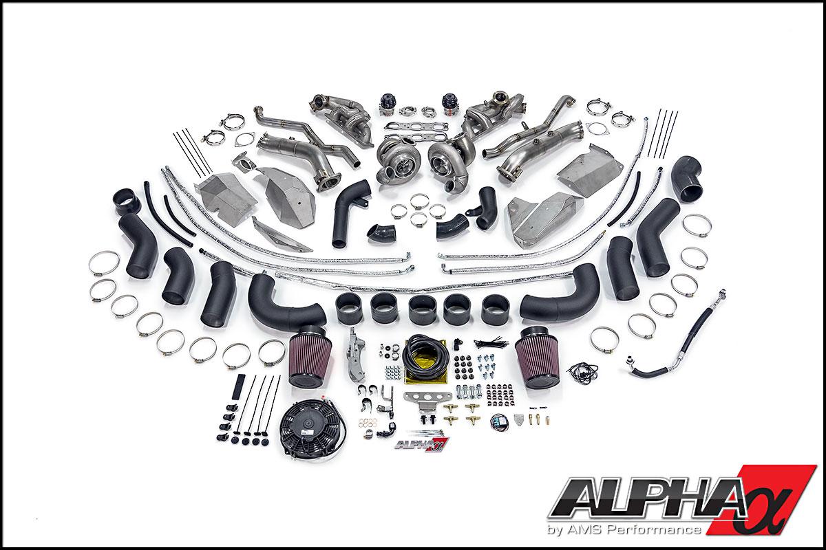Alpha 9 R35 Gt R Bolt On Turbo Upgrade
