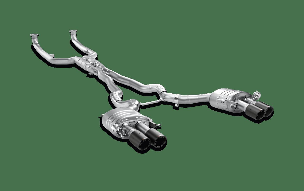 Akrapovic Bmw F10 M5 Evolution Exhaust System