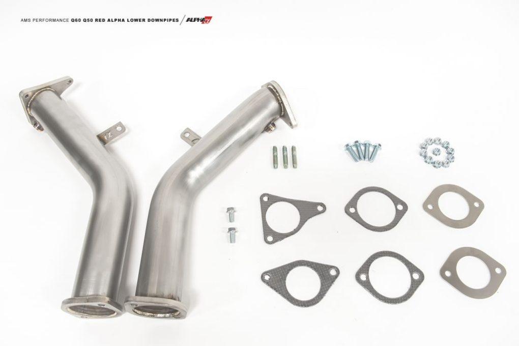 q50 q60 downpipes mods upgrade kit