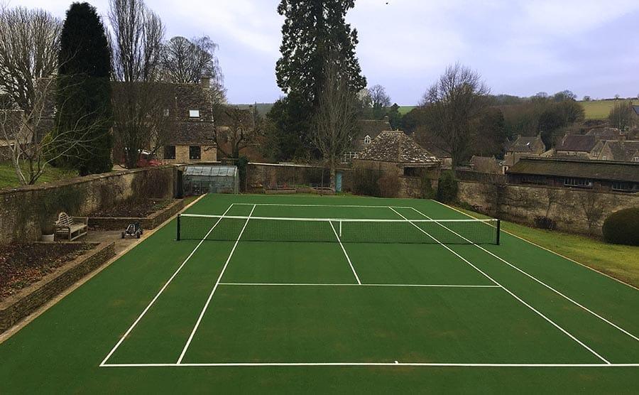 Tennis Court Prices AMSS Tennis Court Construction