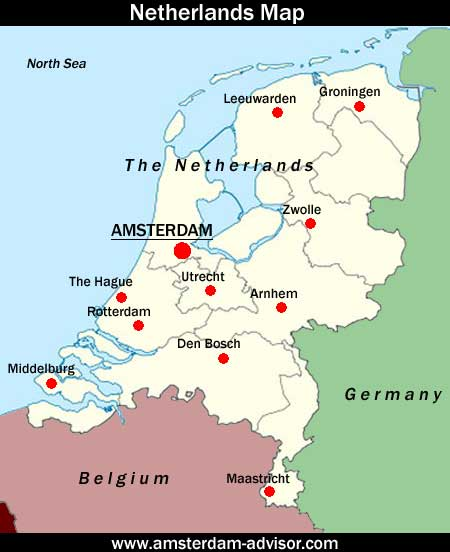 Image result for amsterdam world map