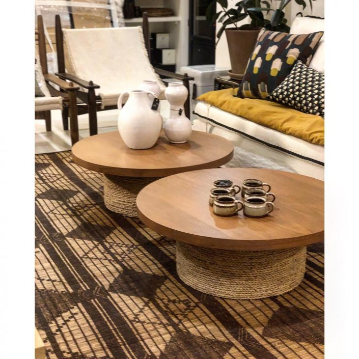 table basse rodeo