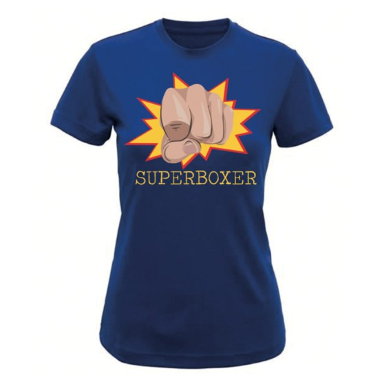 boks t-shirt superboxer
