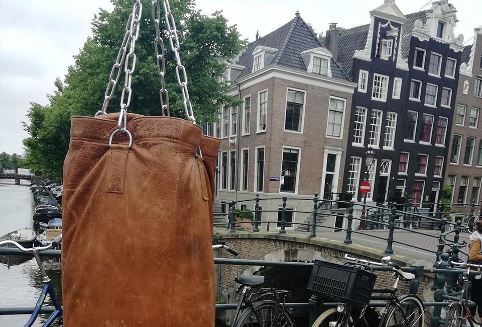 Bokszakken Amsterdam